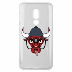 Чехол для Meizu V8 Chicago Bulls Swag - FatLine