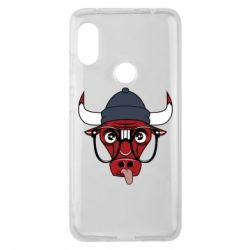 Чехол для Xiaomi Redmi Note 6 Pro Chicago Bulls Swag - FatLine