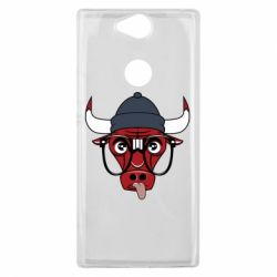 Чехол для Sony Xperia XA2 Plus Chicago Bulls Swag - FatLine