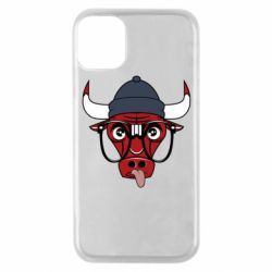 Чехол для iPhone 11 Pro Chicago Bulls Swag