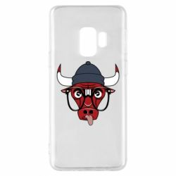 Чехол для Samsung S9 Chicago Bulls Swag - FatLine