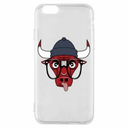 Чехол для iPhone 6/6S Chicago Bulls Swag - FatLine