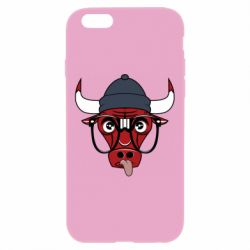 Чехол для iPhone 6 Plus/6S Plus Chicago Bulls Swag - FatLine
