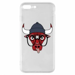 Чехол для iPhone 7 Plus Chicago Bulls Swag - FatLine