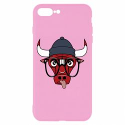 Чехол для iPhone 8 Plus Chicago Bulls Swag - FatLine