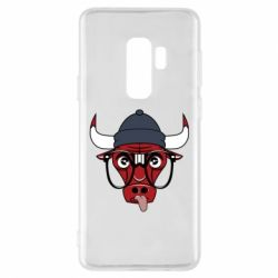 Чехол для Samsung S9+ Chicago Bulls Swag - FatLine