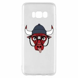 Чехол для Samsung S8 Chicago Bulls Swag - FatLine