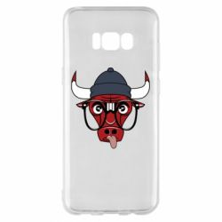 Чехол для Samsung S8+ Chicago Bulls Swag - FatLine