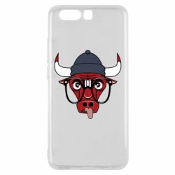 Чехол для Huawei P10 Chicago Bulls Swag - FatLine