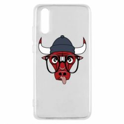 Чехол для Huawei P20 Chicago Bulls Swag - FatLine