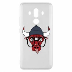 Чехол для Huawei Mate 10 Pro Chicago Bulls Swag - FatLine