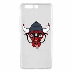 Чехол для Huawei P10 Plus Chicago Bulls Swag - FatLine
