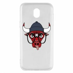 Чехол для Samsung J5 2017 Chicago Bulls Swag - FatLine