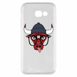 Чехол для Samsung A5 2017 Chicago Bulls Swag - FatLine