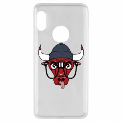 Чехол для Xiaomi Redmi Note 5 Chicago Bulls Swag - FatLine
