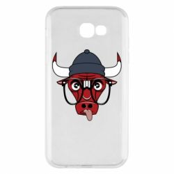 Чехол для Samsung A7 2017 Chicago Bulls Swag - FatLine