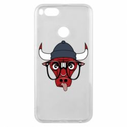 Чехол для Xiaomi Mi A1 Chicago Bulls Swag - FatLine