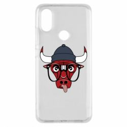 Чехол для Xiaomi Mi A2 Chicago Bulls Swag - FatLine