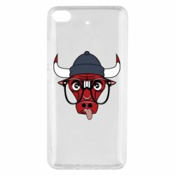 Чехол для Xiaomi Mi 5s Chicago Bulls Swag - FatLine