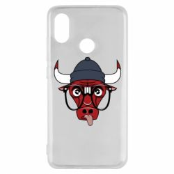 Чехол для Xiaomi Mi8 Chicago Bulls Swag - FatLine