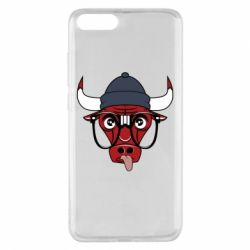 Чехол для Xiaomi Mi Note 3 Chicago Bulls Swag - FatLine