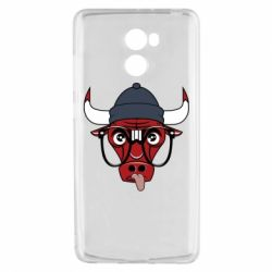 Чехол для Xiaomi Redmi 4 Chicago Bulls Swag - FatLine