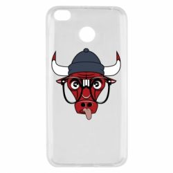 Чехол для Xiaomi Redmi 4x Chicago Bulls Swag - FatLine