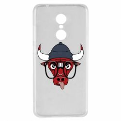 Чехол для Xiaomi Redmi 5 Chicago Bulls Swag - FatLine