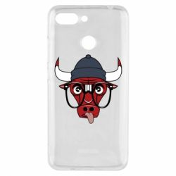 Чехол для Xiaomi Redmi 6 Chicago Bulls Swag - FatLine
