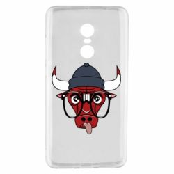 Чехол для Xiaomi Redmi Note 4 Chicago Bulls Swag - FatLine