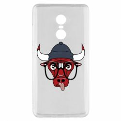 Чехол для Xiaomi Redmi Note 4x Chicago Bulls Swag - FatLine