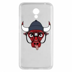 Чехол для Meizu M5c Chicago Bulls Swag - FatLine