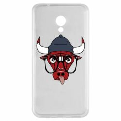 Чехол для Meizu M5s Chicago Bulls Swag - FatLine