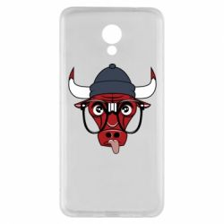 Чехол для Meizu M5 Note Chicago Bulls Swag - FatLine