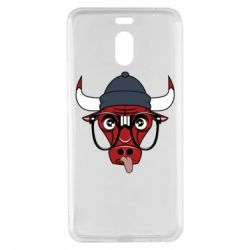 Чехол для Meizu M6 Note Chicago Bulls Swag - FatLine