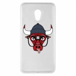 Чехол для Meizu Pro 6 Plus Chicago Bulls Swag - FatLine