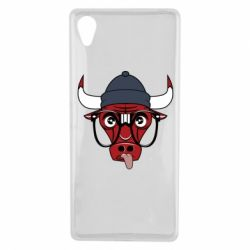 Чехол для Sony Xperia X Chicago Bulls Swag - FatLine