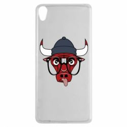 Чехол для Sony Xperia XA Chicago Bulls Swag - FatLine