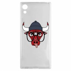 Чехол для Sony Xperia XA1 Chicago Bulls Swag - FatLine