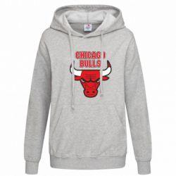 Женская толстовка Chicago Bulls vol.2 - FatLine