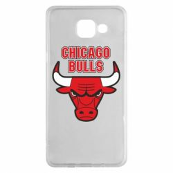 Чохол для Samsung A5 2016 Chicago Bulls vol.2