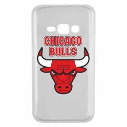 Чохол для Samsung J1 2016 Chicago Bulls vol.2