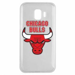 Чохол для Samsung J2 2018 Chicago Bulls vol.2