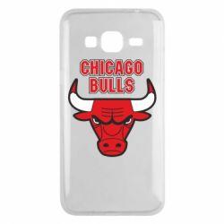 Чохол для Samsung J3 2016 Chicago Bulls vol.2
