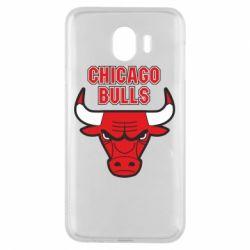 Чохол для Samsung J4 Chicago Bulls vol.2
