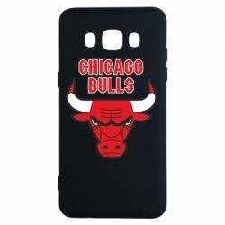 Чохол для Samsung J5 2016 Chicago Bulls vol.2
