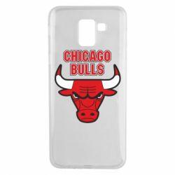 Чохол для Samsung J6 Chicago Bulls vol.2