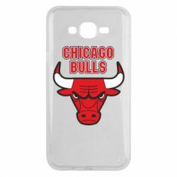 Чохол для Samsung J7 2015 Chicago Bulls vol.2