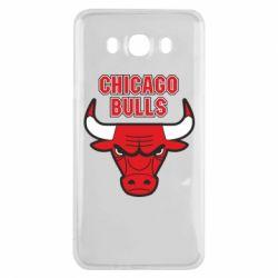Чохол для Samsung J7 2016 Chicago Bulls vol.2