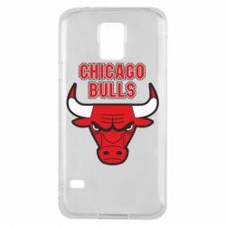 Чохол для Samsung S5 Chicago Bulls vol.2